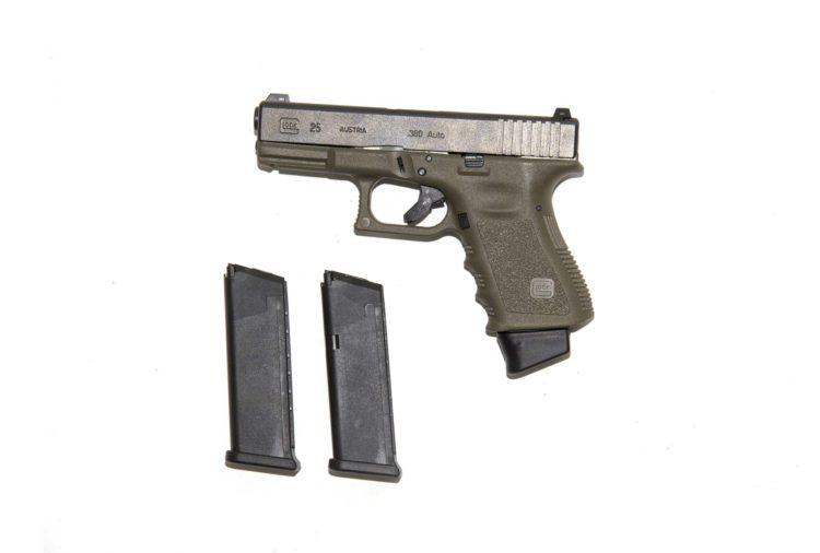 Glock – G25 – Verde Oliva