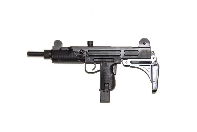 Walther – Uzi SMG